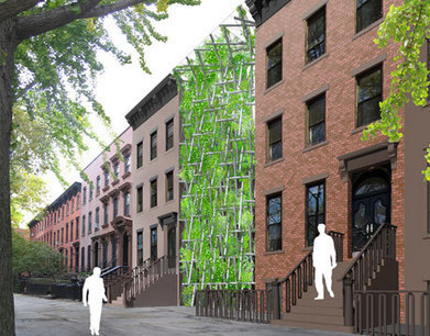 Green Spaces Go Vertical | architecture, planning, education, trending | Scoop.it