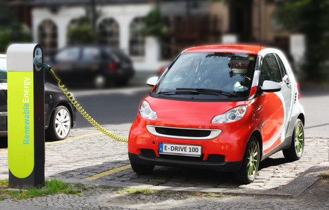 Electric Cars and Their Impact On The Environment - SurvivalRenewableEnergy.com   How to survive   Scoop.it