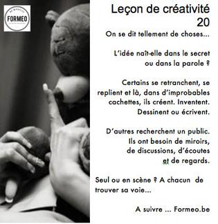Leçon de créativité 20 | Mémorisation: pédagogies, astuces et méthodes | Scoop.it