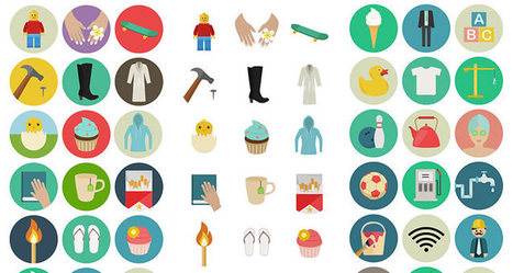 30 Free Web and Mobile Icon Sets from 2014   Ultimate Tech-News   Scoop.it