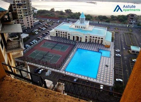 Service Apartments in Navi Mumbai | Astute Apartments | Scoop.it