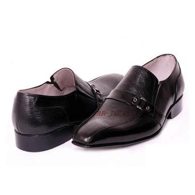 Morab Full Strap Loafer Black Mens Shoes | Film Star Jackets | Scoop.it