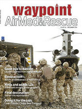 Final destination | Waypoint AirMed and Rescue Magazine | Medicolegal Aspects of Aeromedical Evacuation | Scoop.it