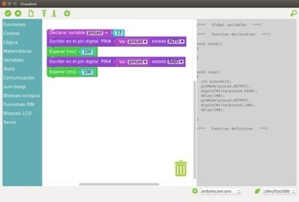 Visualino: Visual programming for Arduino | Raspberry Pi | Scoop.it