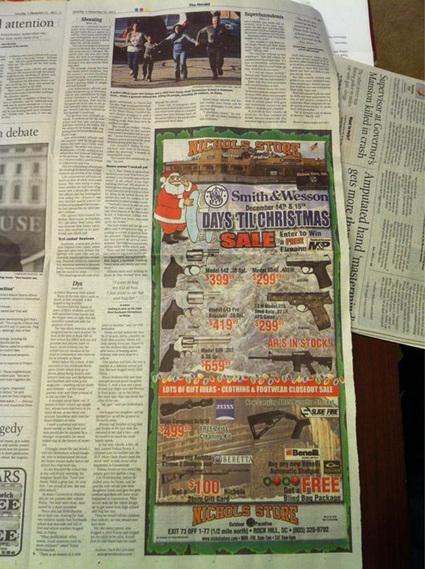 Pendant ce temps-là, dans un journal américain… | Subliminale | Scoop.it