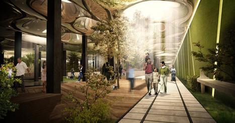 New York se lance dans un projet de parc souterrain à énergie solaire | Dans l'actu | Doc' ESTP | Scoop.it