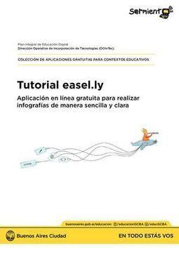 Tutorial de Easel.ly subido a Calaméo | FORMACIÓN IES ISLA DEVA | Scoop.it