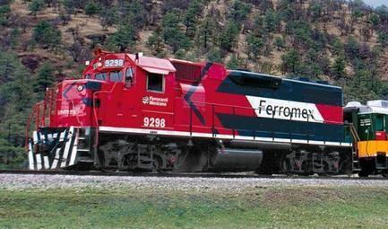 México   Ferromex invierte USD 500 millones en 2013   Rail and Metro News   Scoop.it