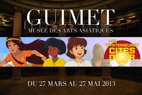 «Les Mystérieuses Cités d'or» s'exposent au musée Guimet | Expositions parisiennes | Scoop.it