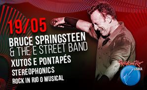 Le show de Bruce Springsteen à Lisbonne diffusé en streaming sur le site du festival Rock In Rio - le Blog Bruce Springsteen | Bruce Springsteen | Scoop.it