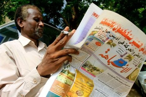 Sudan seeks to gag critical journalism: watchdog - ModernGhana.com   Engaging with Africa   Scoop.it