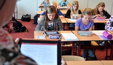 'Tablet staat ontwikkeling jonge kinderen in de weg' | ICT in de klas | Scoop.it