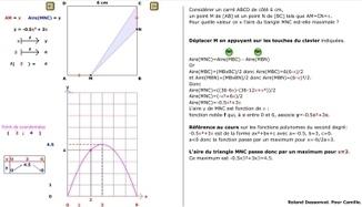 Mathématiques dynamiques | TICE en tous genres éducatifs | Scoop.it