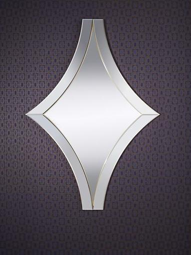 Deknudt - Curvo Gold - Wall Art and Mirrors | Interiors | High Quality Lighting Centre UK | Scoop.it