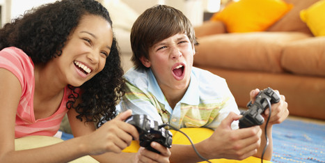 Video Gaming -- A Youth Movement We Need to Get Behind - Huffington Post | Game Ponder | Scoop.it