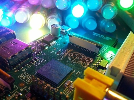 Tinkerlog » Raspberry Pi with RGB-Pixels and node.js | Dev | Scoop.it