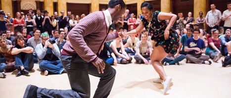 Heartland Swing Festival :: Des Moines, IA :: April 1 - 3, 2016 | Swing Dancing Around The World | Scoop.it
