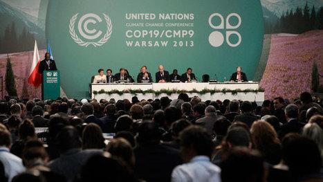 133 countries walk out of UN climate meeting over global warming compensation row | el mundo de la ciencia | Scoop.it
