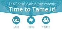 Connaître les liens les plus partagés sur Twitter avec Tame | Web information Specialist | Scoop.it