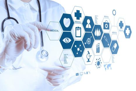 Médecine connectée vs. santé connectée   Digital advertising   Scoop.it