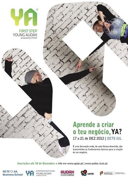 Formação YA - Young Audax | Empreendedorismo e Inovação | Scoop.it