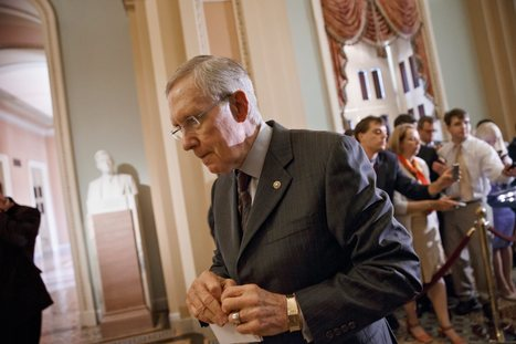 After Reid refuses amendments, Senate Republicans kill tax cuts package | txwikinger-news | Scoop.it