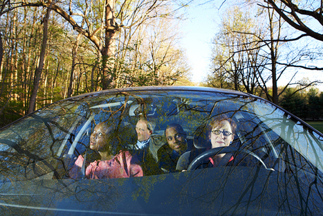 The Culture of Carpooling With Strangers   Carpooling   Scoop.it