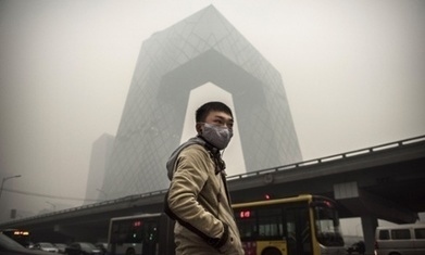 Inside Beijing's airpocalypse – a city made 'almost uninhabitable' by pollution | A2 G3 Coasts, China and Fieldwork | Scoop.it