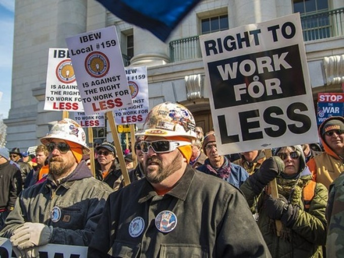 How The Media Enable The Anti-Worker Movement - The National Memo | real utopias | Scoop.it