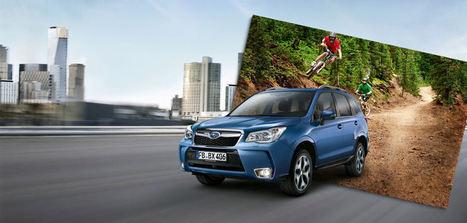 Unser bester SUV mit Allrad und Boxermotoren: Subaru Forester | Autos | Scoop.it