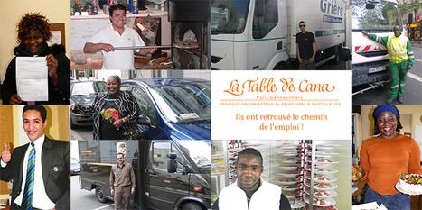 EduBanque.com - L'entreprise du week-end : l'emploi solidaire avec la Table de Cana | Crowdfunding ou financement participatif | Scoop.it