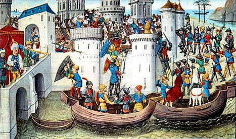 The Real Story of the Fourth Crusade | The Crusades | Scoop.it