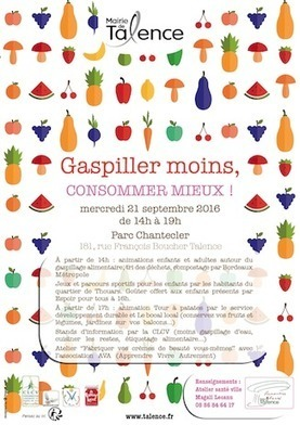 Gaspiller moins, consommer mieux - Mairie de Talence | Action Sociale | Scoop.it
