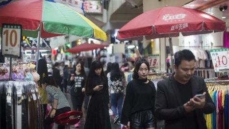 China GDP: Economy slows to 6.7% in first quarter - BBC News | TunstallGeog Development Gap and Superpowers  (A2 Edexcel, G3 WJEC, and A2 AQA)) | Scoop.it