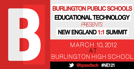 New England 1:1 Summit   New Web 2.0 tools for education   Scoop.it