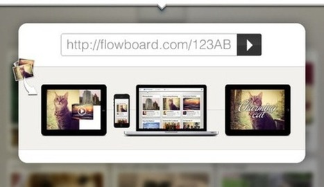 Flowboard: Storytelling And Presentation App For iPad | PowerPoint Presentation | iPad Apps for education | Scoop.it