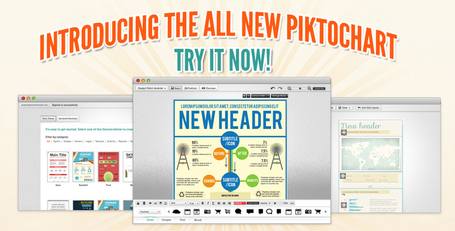 Piktochart - Infographic App & Presentation Tool | Scriveners' Trappings | Scoop.it