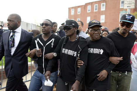 U.S. to Investigate Police in Baltimore Over the Death of Freddie Gray | Police Problems and Policy | Scoop.it