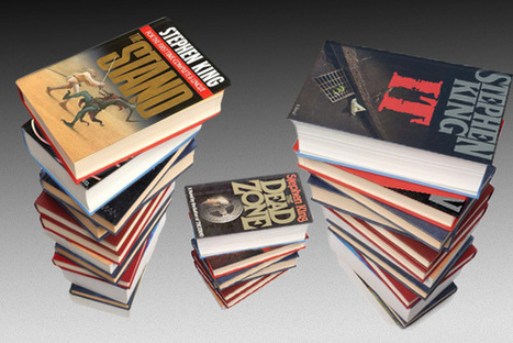 The Complete Works: Ranking All 64 Stephen King Books | Gothic Literature | Scoop.it