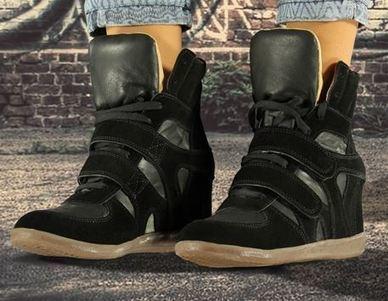 Dolgu Topuk Spor Ayakkabı Modeli | modatrendleri | Scoop.it