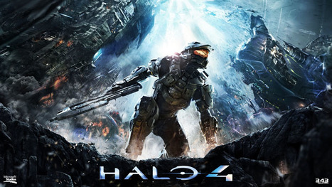 David Fincher Produces 'Halo 4' Launch Trailer for Microsoft | Digital Archeology | Scoop.it