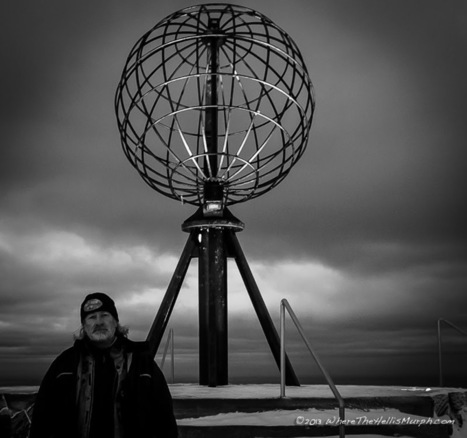 Where the Hell is Murph ?...: NORDKAPP.......Top of the World. | Social Justice Photography | Scoop.it
