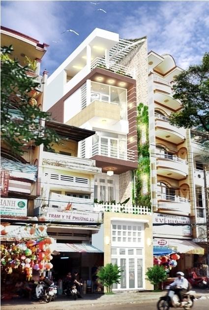 Yếu tố làm nên mẫu nhà phố đẹp, ấn tượng và hài hòa | Dịch Vụ Sửa Máy Lạnh Chuyên Nghiệp | Scoop.it