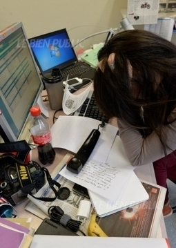 Burn-out : personne n'est à l'abri - Bien Public | Stop au stress | Scoop.it