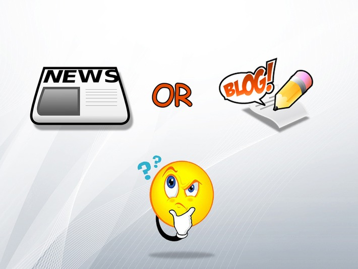 What is preferable: A blog or a traditional Newspaper? | A Marketing Mix | Scoop.it