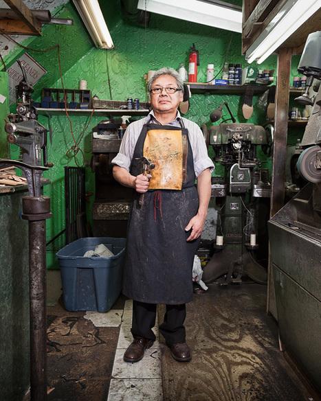 Hoboken Passing - Photographer: John Delaney | PHOTOGRAPHERS | Scoop.it
