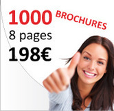 Impression Brochure —› Imprimerie en ligne de brochures - livret - Catalogue Imprimeur | Imprimerie en ligne | Scoop.it