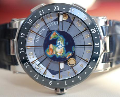Ulysse Nardin Moonstruck Watch Review   Secret of Watches   Scoop.it