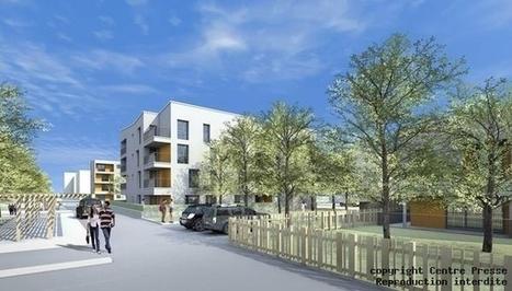 Un prestigieux architecte pour les Montgorges - Centre Presse | MEDIATHEQUE - ENSA Normandie | Scoop.it